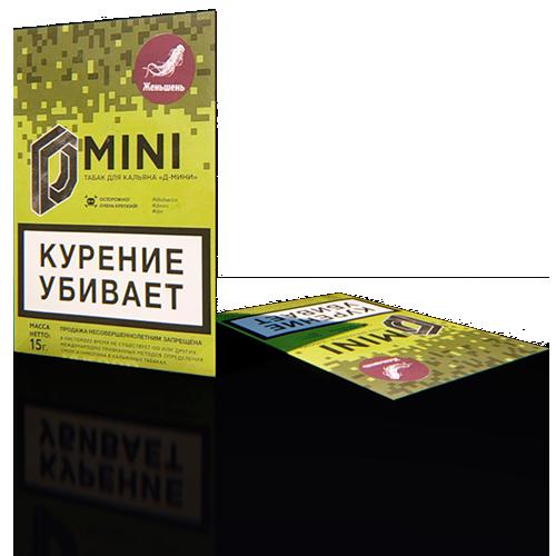 Табак для кальяна D-MINI